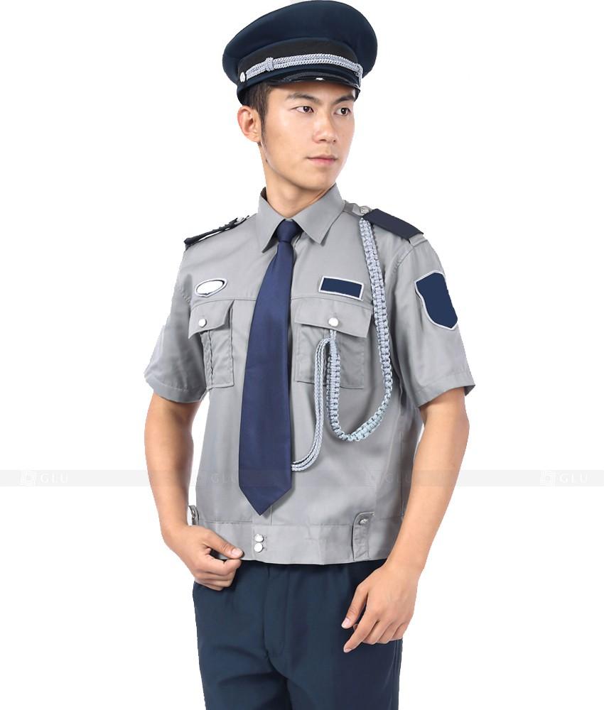 Dong Phuc Bao Ve GLU GL195