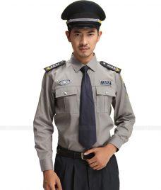 Dong Phuc Bao Ve GLU GL197 Đồng Phục Bảo Vệ