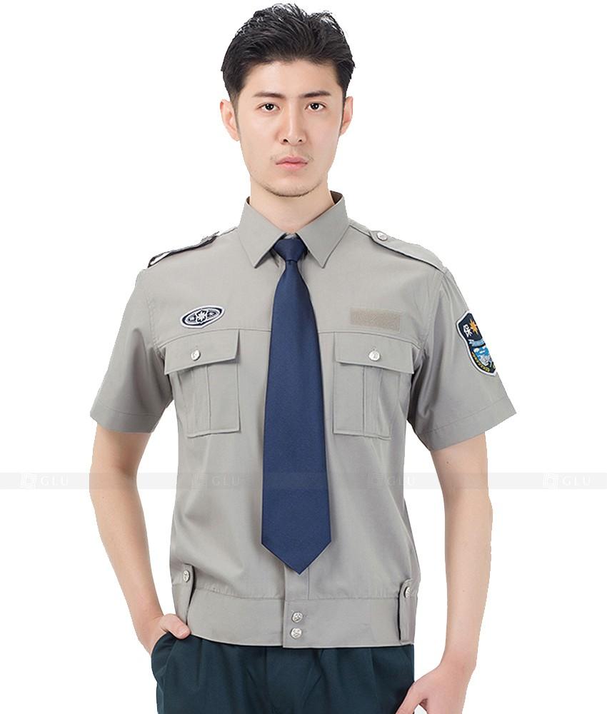 Dong Phuc Bao Ve GLU GL198