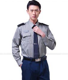 Dong Phuc Bao Ve GLU GL199 Đồng Phục Bảo Vệ