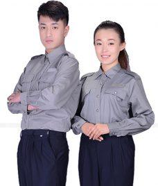 Dong Phuc Bao Ve GLU GL200 Đồng Phục Bảo Vệ