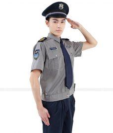 Dong Phuc Bao Ve GLU GL203 Đồng Phục Bảo Vệ