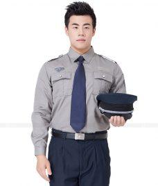 Dong Phuc Bao Ve GLU GL204 Đồng Phục Bảo Vệ