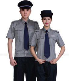 Dong Phuc Bao Ve GLU GL205 Đồng Phục Bảo Vệ