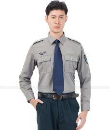 Dong Phuc Bao Ve GLU GL206 Đồng Phục Bảo Vệ