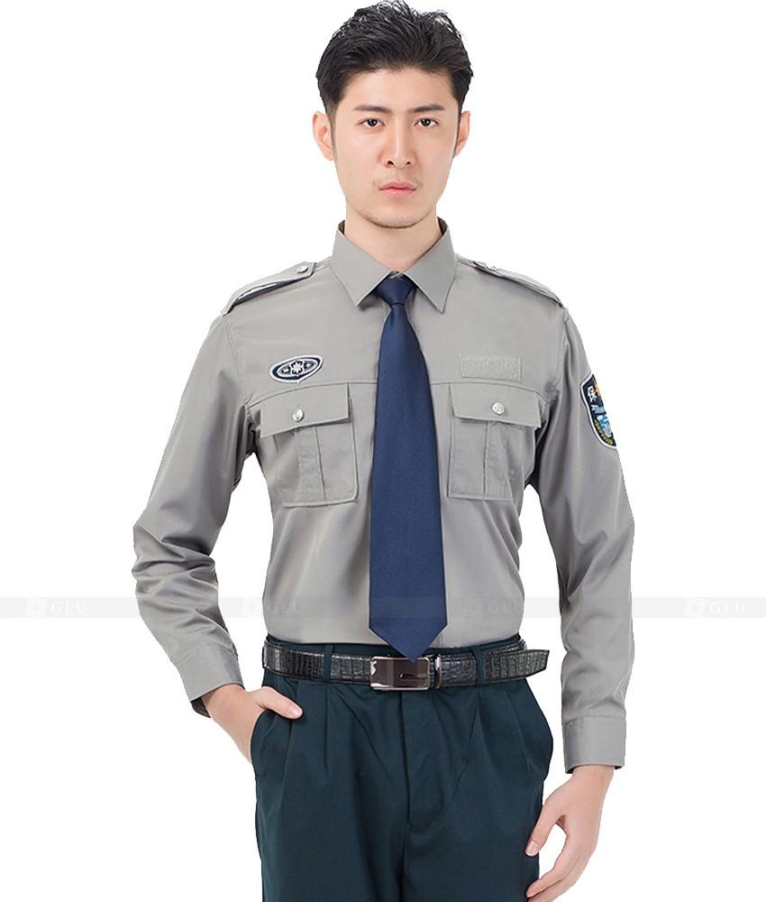 Dong Phuc Bao Ve GLU GL206