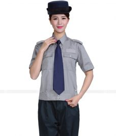 Dong Phuc Bao Ve GLU GL207 Đồng Phục Bảo Vệ