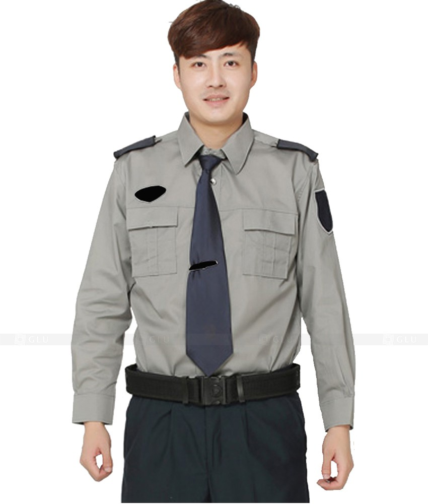 Dong Phuc Bao Ve GLU GL209