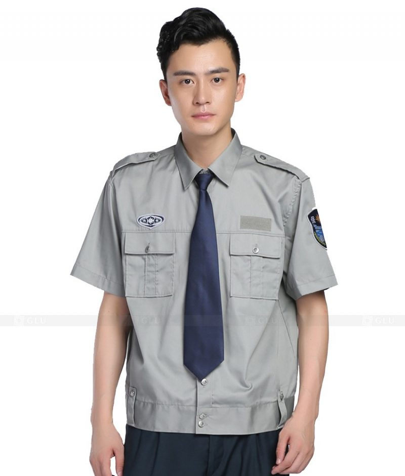 Dong Phuc Bao Ve GLU GL210