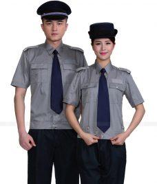 Dong Phuc Bao Ve GLU GL211 Đồng Phục Bảo Vệ