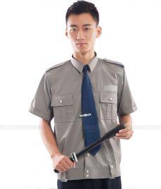 Dong Phuc Bao Ve GLU GL213 Đồng Phục Bảo Vệ