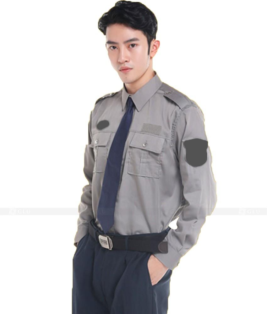 Dong Phuc Bao Ve GLU GL215