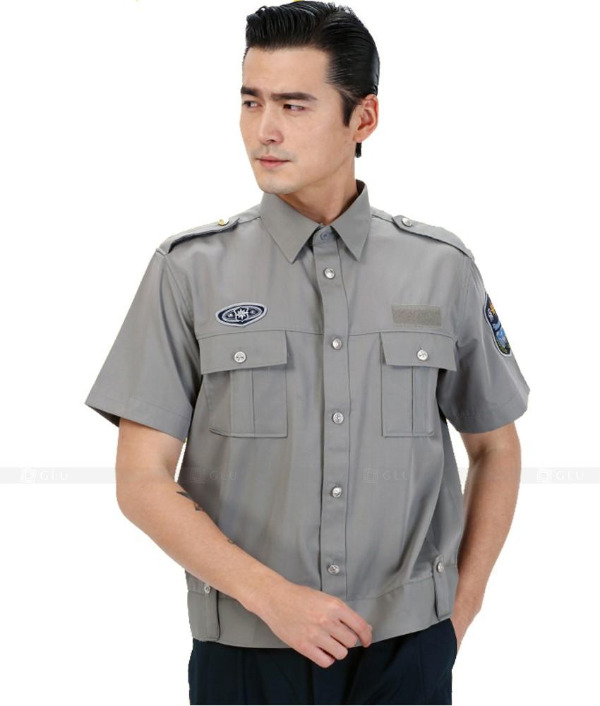 Dong Phuc Bao Ve GLU GL216