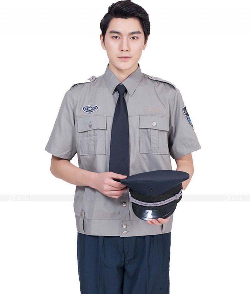 Dong Phuc Bao Ve GLU GL217