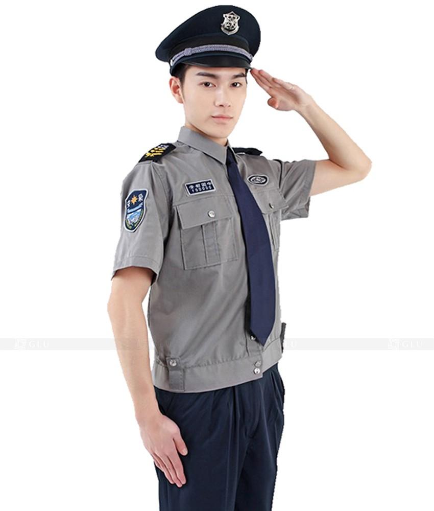 Dong Phuc Bao Ve GLU GL219