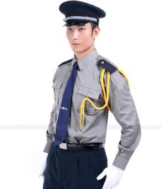 Dong Phuc Bao Ve GLU GL220 Đồng Phục Bảo Vệ