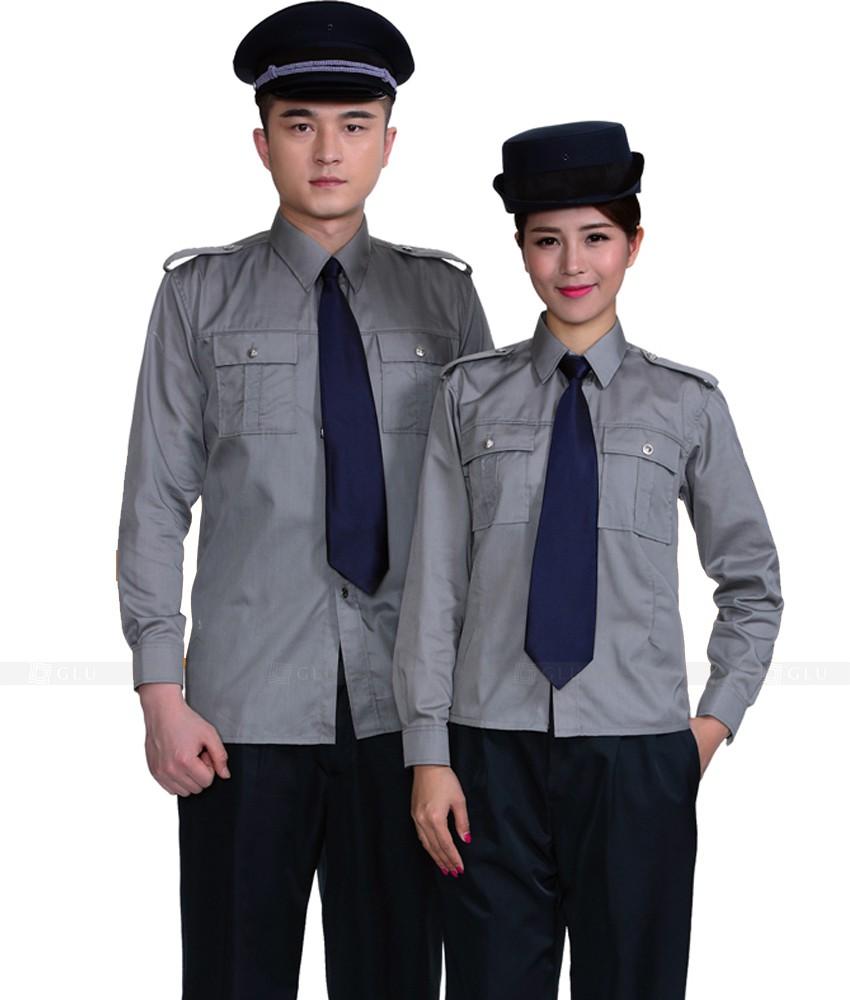 Dong Phuc Bao Ve GLU GL221