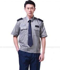 Dong Phuc Bao Ve GLU GL222 Đồng Phục Bảo Vệ