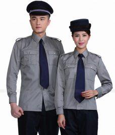 Dong Phuc Bao Ve GLU GL223 Đồng Phục Bảo Vệ