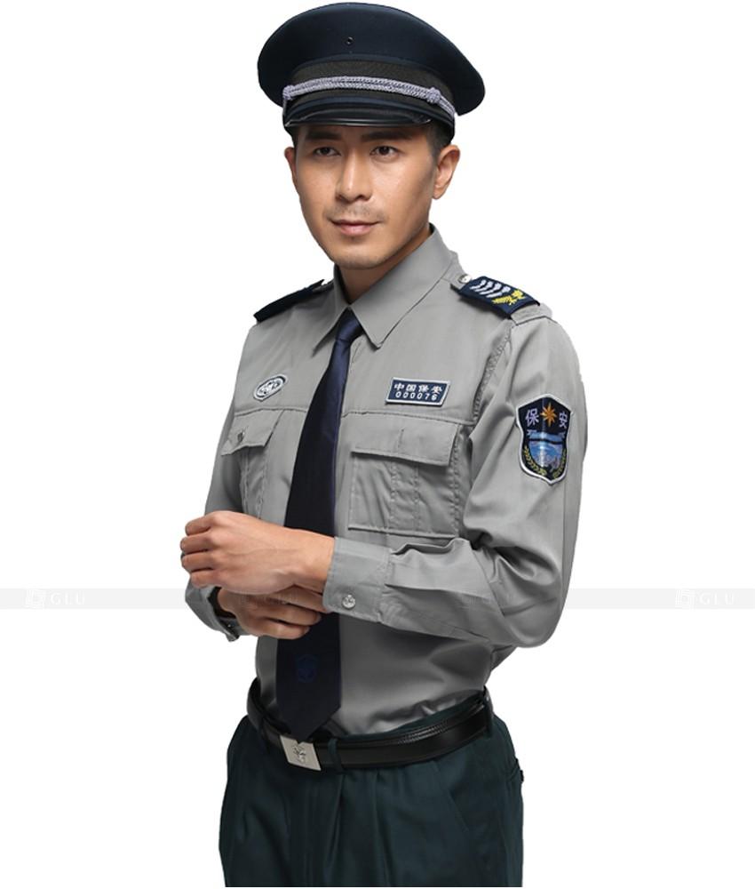 Dong Phuc Bao Ve GLU GL224