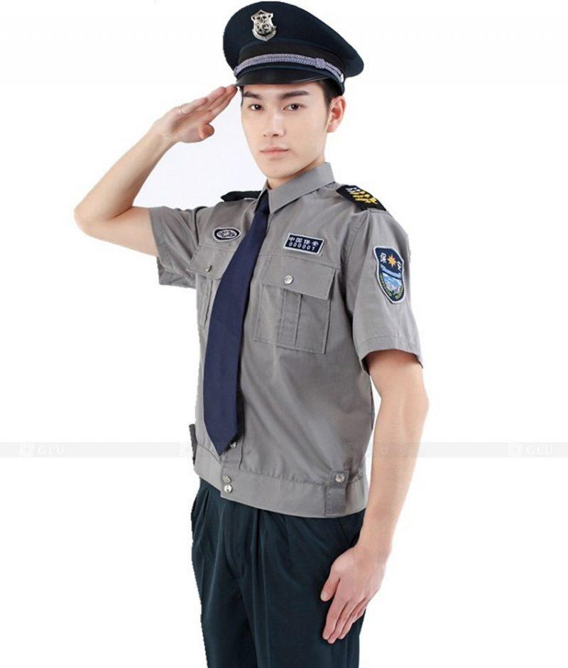 Dong Phuc Bao Ve GLU GL226