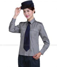 Dong Phuc Bao Ve GLU GL227 Đồng Phục Bảo Vệ