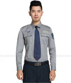 Dong Phuc Bao Ve GLU GL228 Đồng Phục Bảo Vệ
