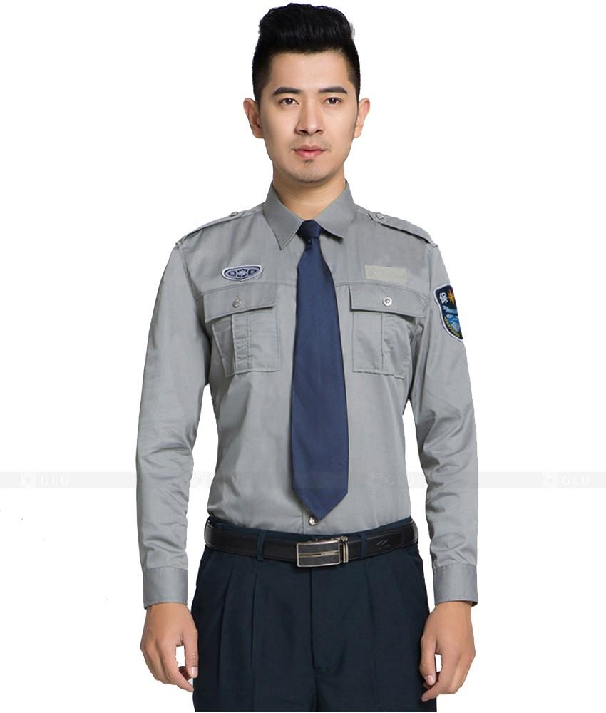 Dong Phuc Bao Ve GLU GL228