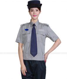 Dong Phuc Bao Ve GLU GL229 Đồng Phục Bảo Vệ