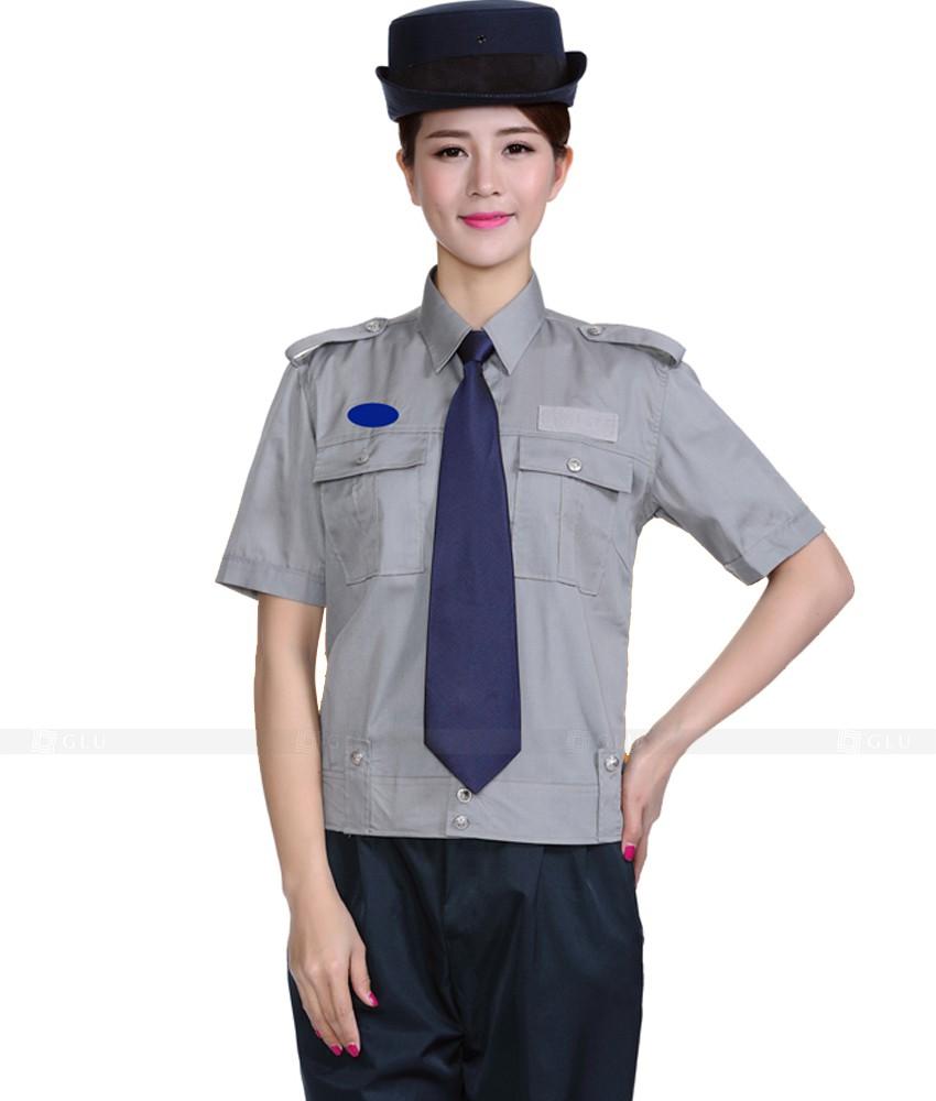 Dong Phuc Bao Ve GLU GL229