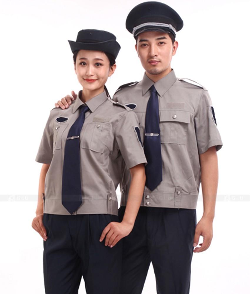 Dong Phuc Bao Ve GLU GL232