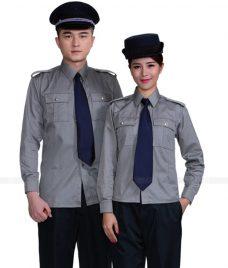 Dong Phuc Bao Ve GLU GL233 Đồng Phục Bảo Vệ