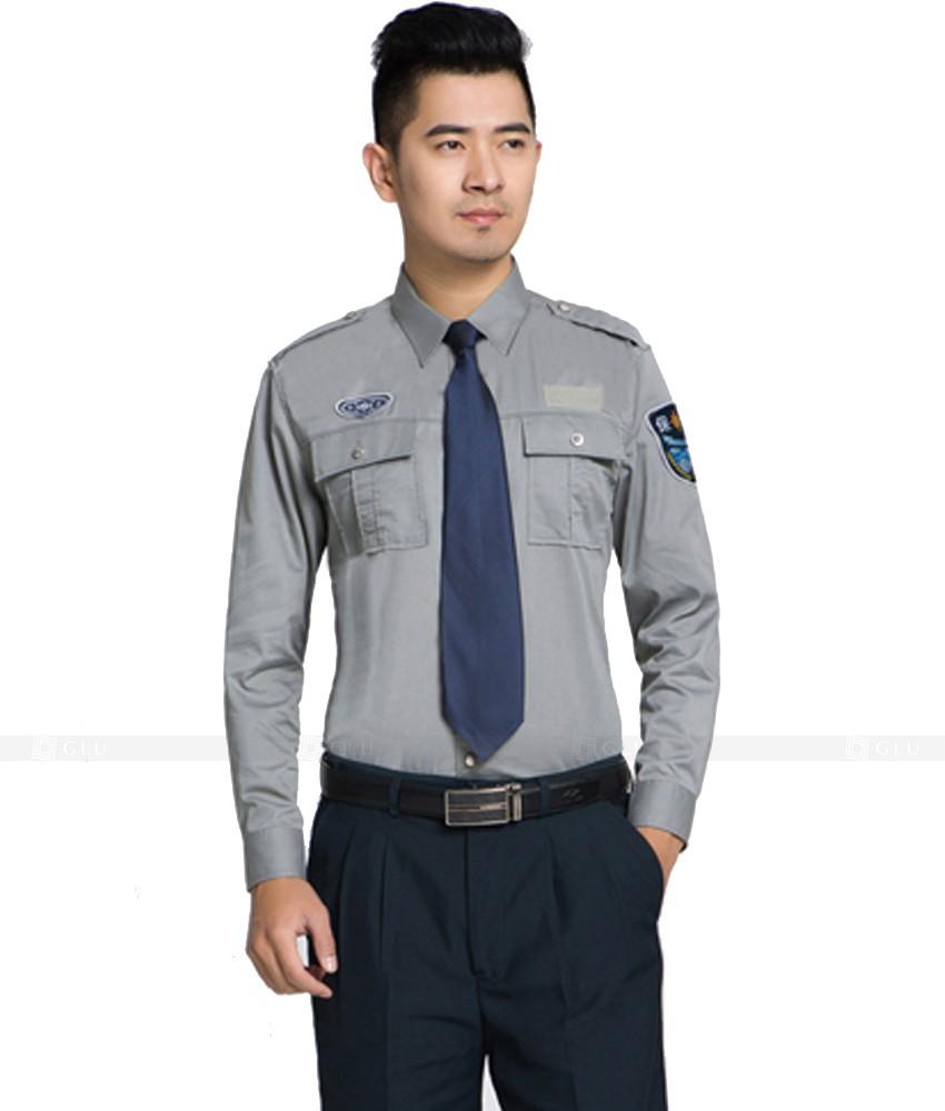 Dong Phuc Bao Ve GLU GL234