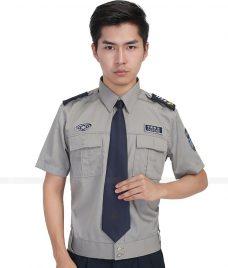 Dong Phuc Bao Ve GLU GL235 Đồng Phục Bảo Vệ