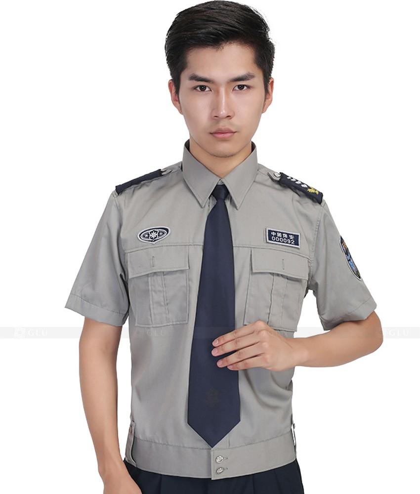 Dong Phuc Bao Ve GLU GL235