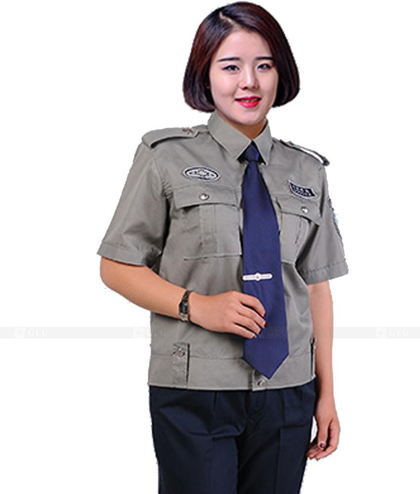 Dong Phuc Bao Ve GLU GL236
