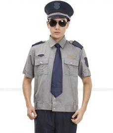 Dong Phuc Bao Ve GLU GL237 Đồng Phục Bảo Vệ