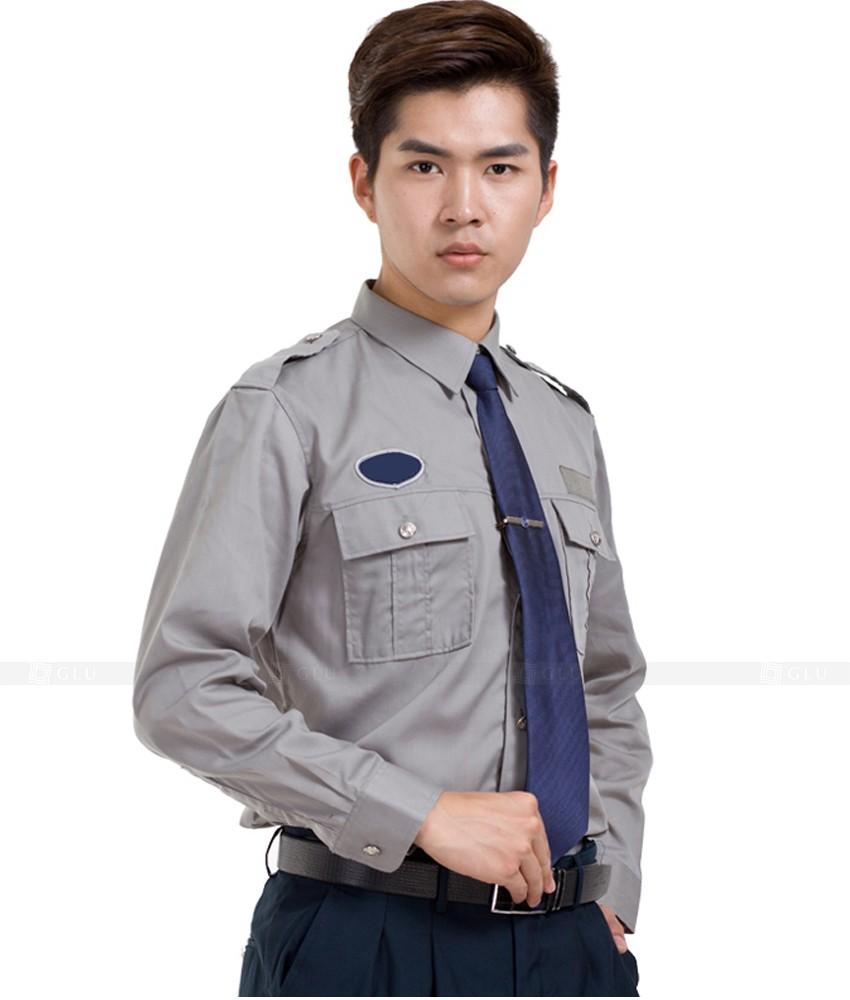 Dong Phuc Bao Ve GLU GL238