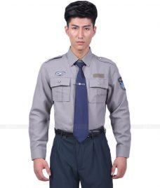 Dong Phuc Bao Ve GLU GL239 Đồng Phục Bảo Vệ