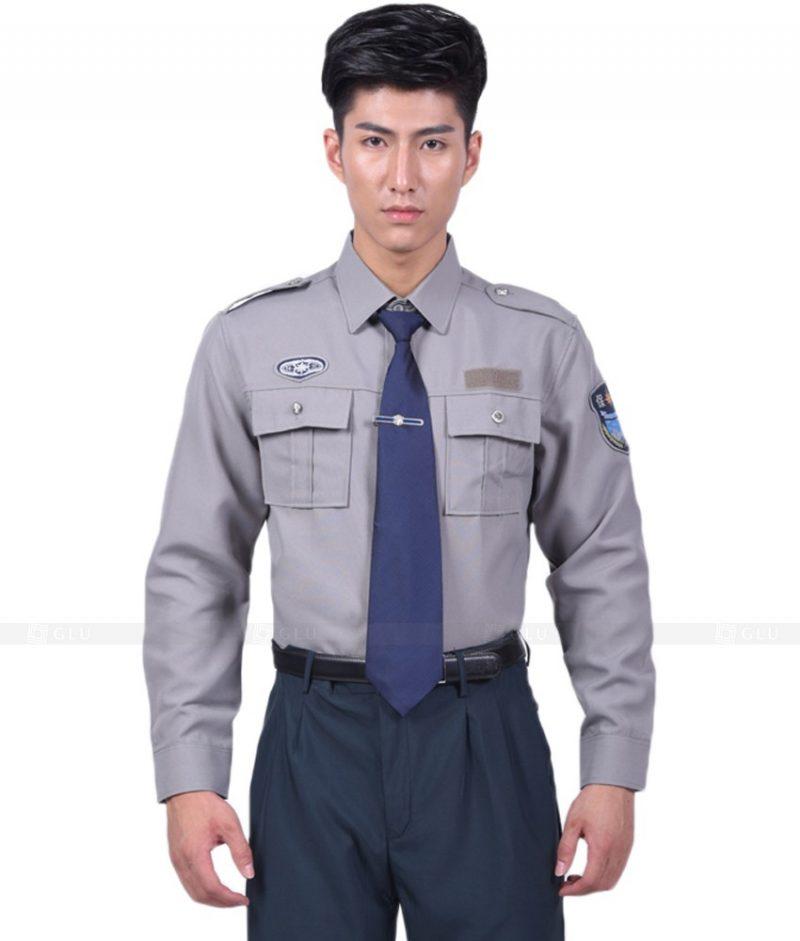 Dong Phuc Bao Ve GLU GL239