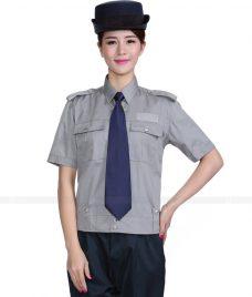 Dong Phuc Bao Ve GLU GL240 Đồng Phục Bảo Vệ