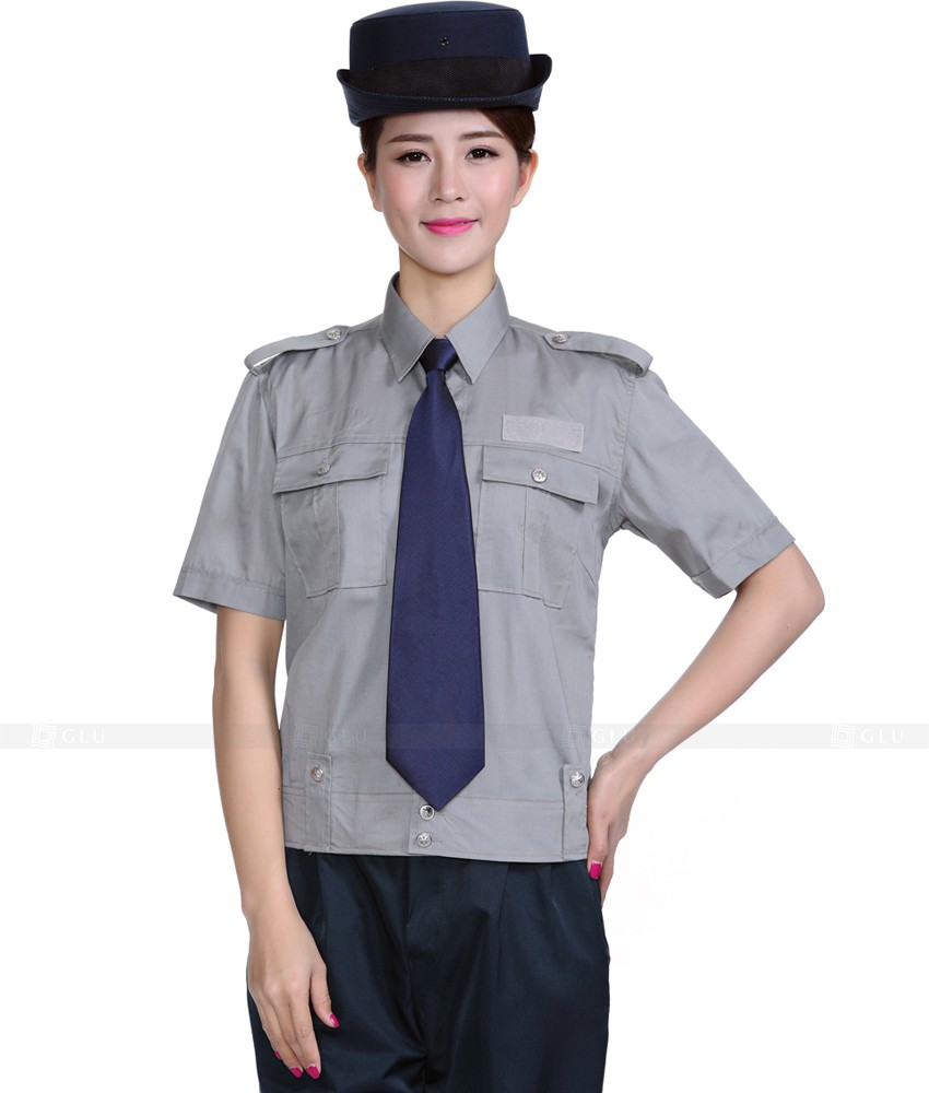 Dong Phuc Bao Ve GLU GL240