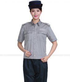 Dong Phuc Bao Ve GLU GL242 Đồng Phục Bảo Vệ