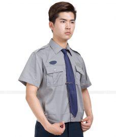 Dong Phuc Bao Ve GLU GL243 Đồng Phục Bảo Vệ