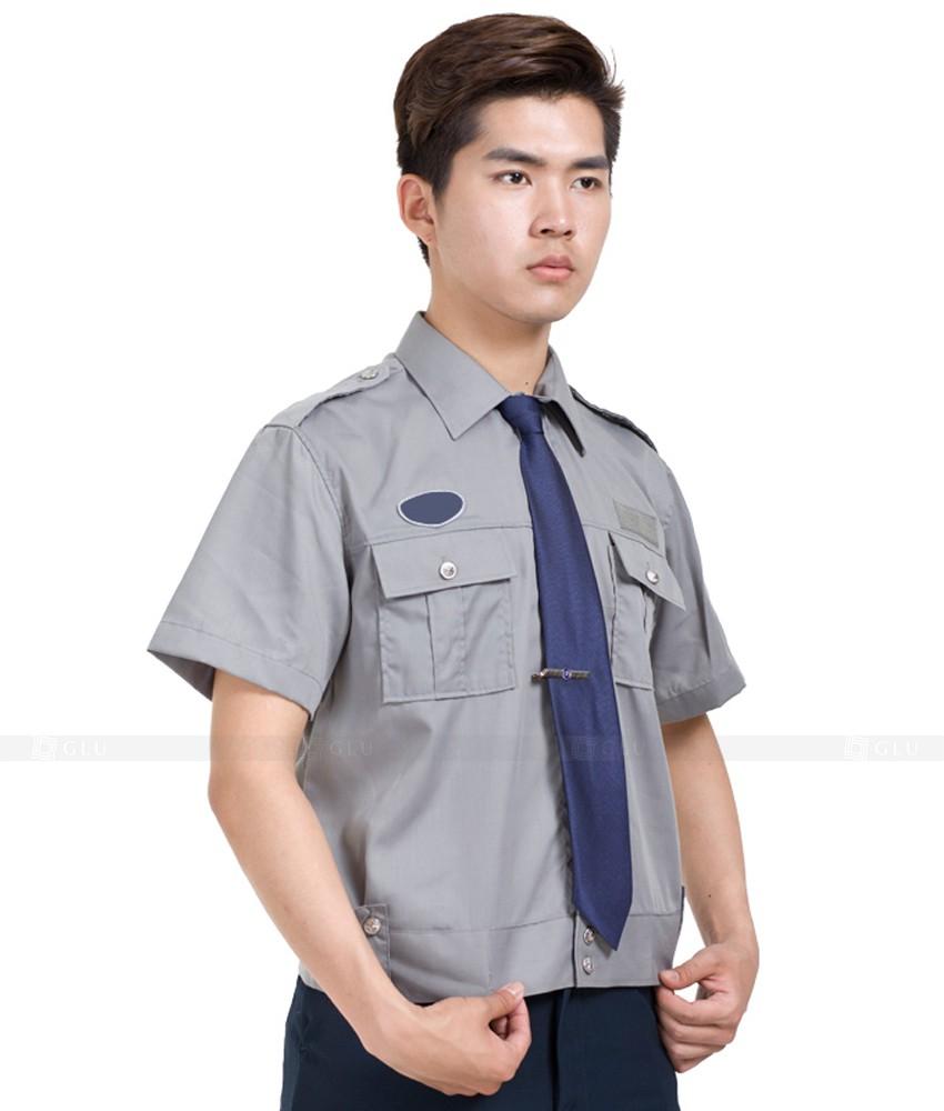 Dong Phuc Bao Ve GLU GL243