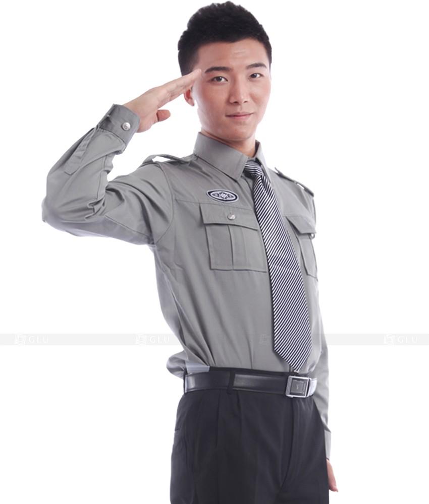Dong Phuc Bao Ve GLU GL244