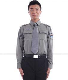Dong Phuc Bao Ve GLU GL246 Đồng Phục Bảo Vệ