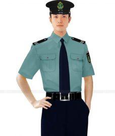 Dong Phuc Bao Ve GLU GL250 Đồng Phục Bảo Vệ