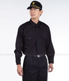 Dong Phuc Bao Ve GLU GL252 Đồng Phục Bảo Vệ