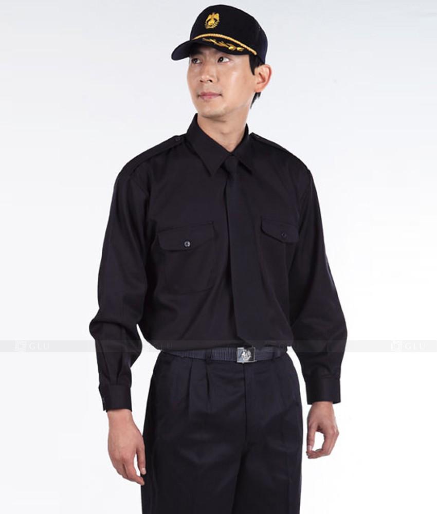 Dong Phuc Bao Ve GLU GL252